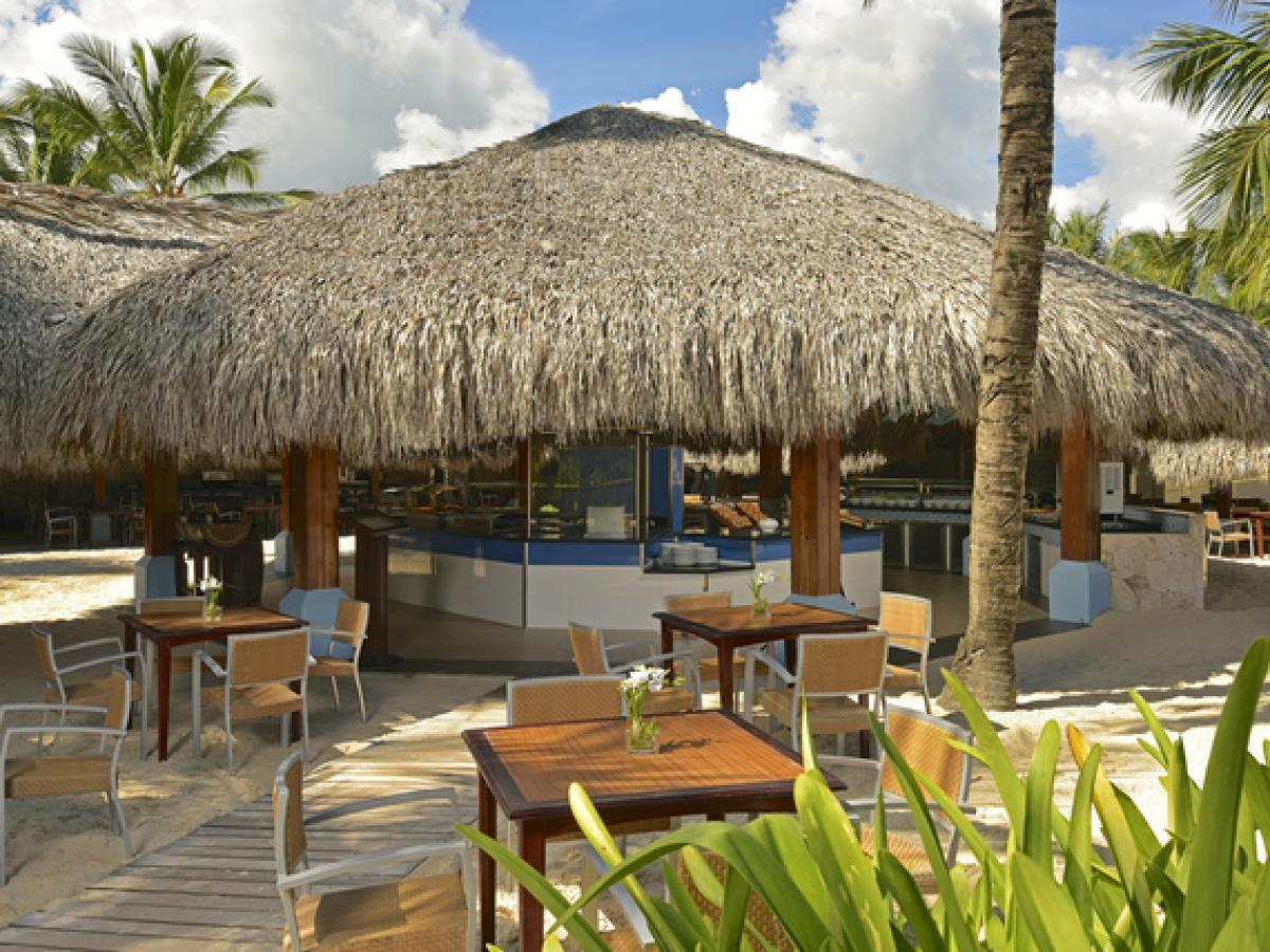 Ibersostar Punta Cana Dominican Republic - La Tambora Beach Bar