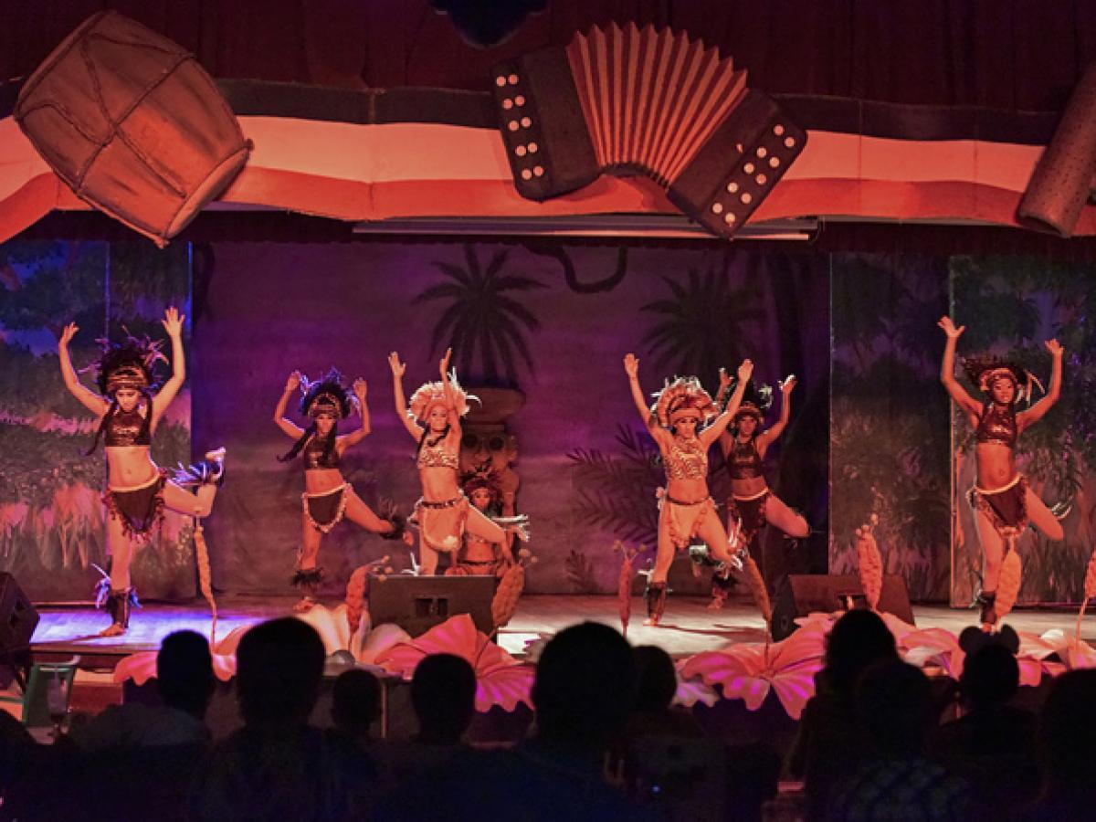 Ibersostar Punta Cana Dominican Republic - Entertainment