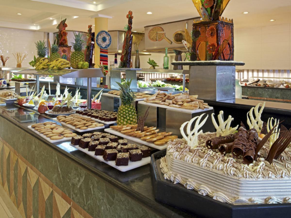 Ibersostar Punta Cana Dominican Republic -Buffet