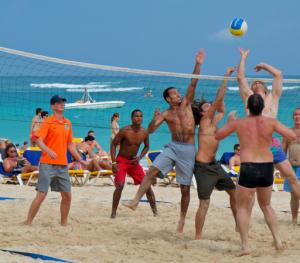 Ibersostar Punta Cana Dominican Republic - Volley Ball