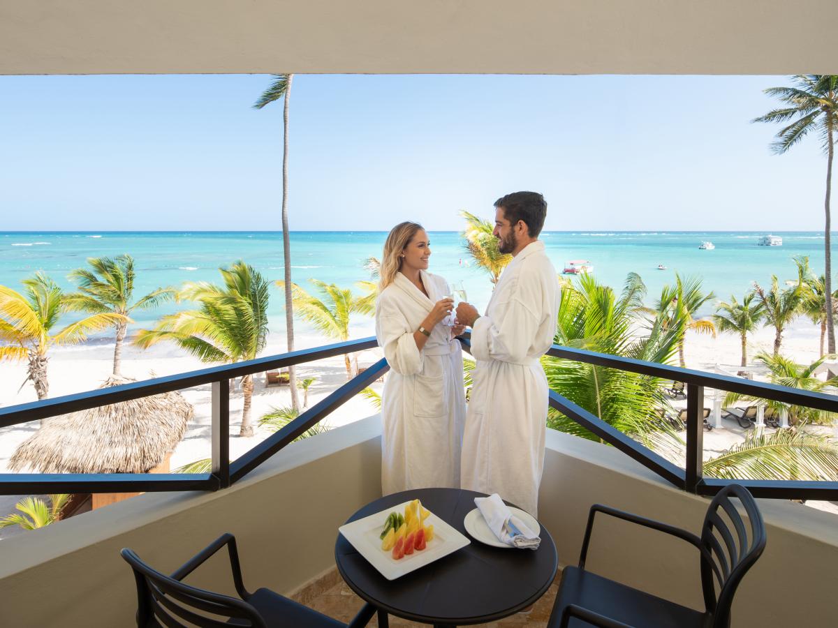 Impressive Resorts and Spas ocean front