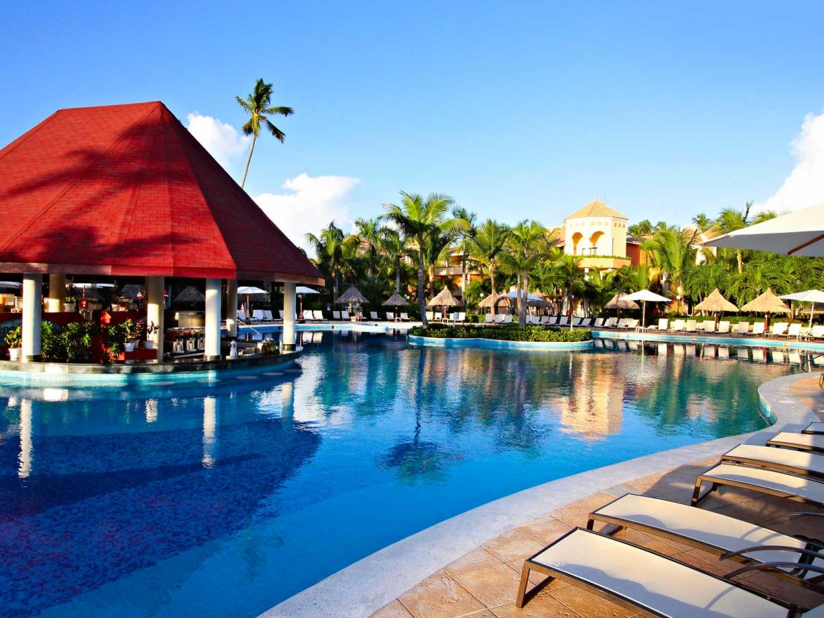 Luxury bahia Principe Ambar Blue Punta Cana - Swimming Pools