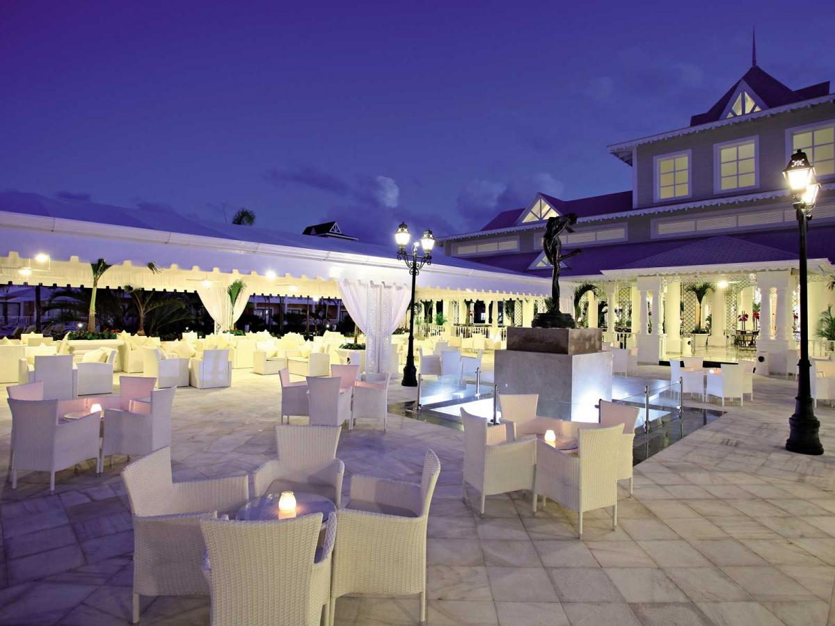 Luxury Bahia Principe Ambar Blue Punta Cana - Lobby Bar