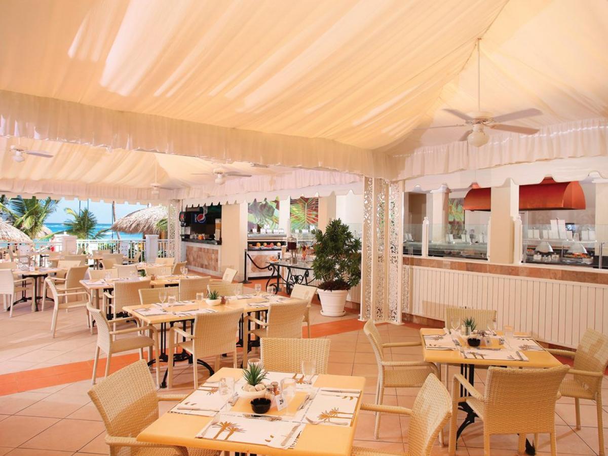 Luxury Bahia Principe Esmeralda Punta Cana -Arrecife Restaurant