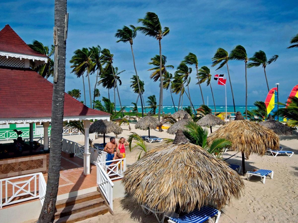 Luxury Bahia Principe Esmeralda Punta Cana- Hibiscus Beach Bar