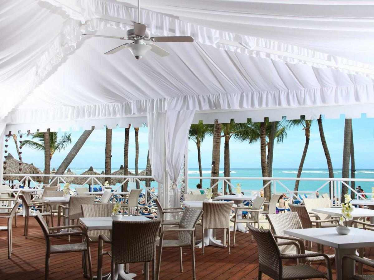 Luxury Bahia Principe Esmeralda Punta Cana -Rodizio Restaurant