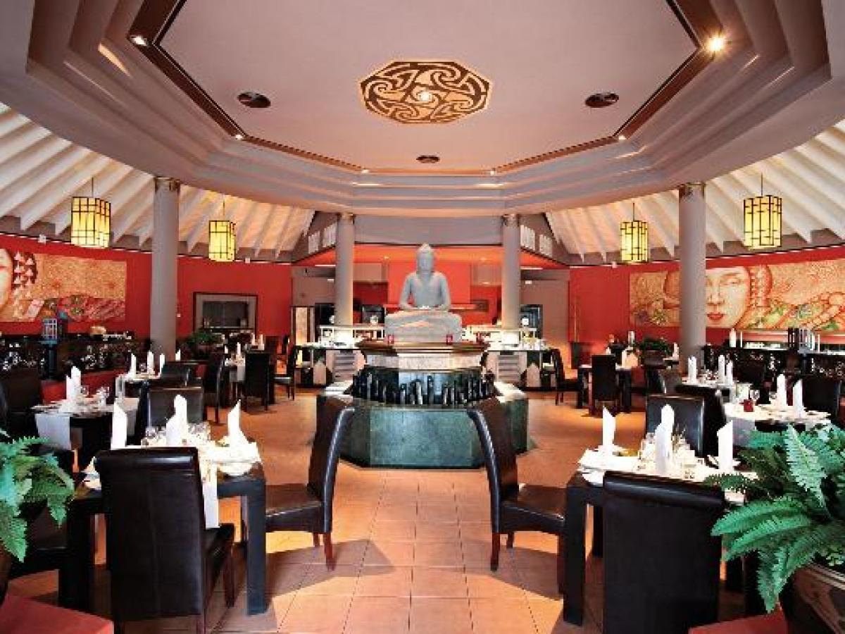 Luxury Bahia Principe Esmeralda Punta Cana - Takara Restaurant