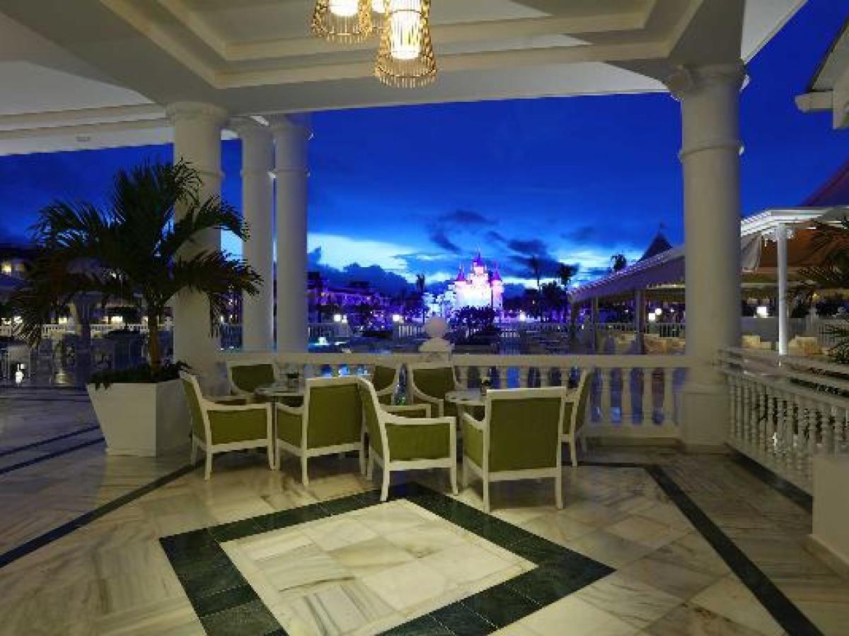 Luxury Bahia Principe Fantasia Punta Cana Dominican Republic -Bar