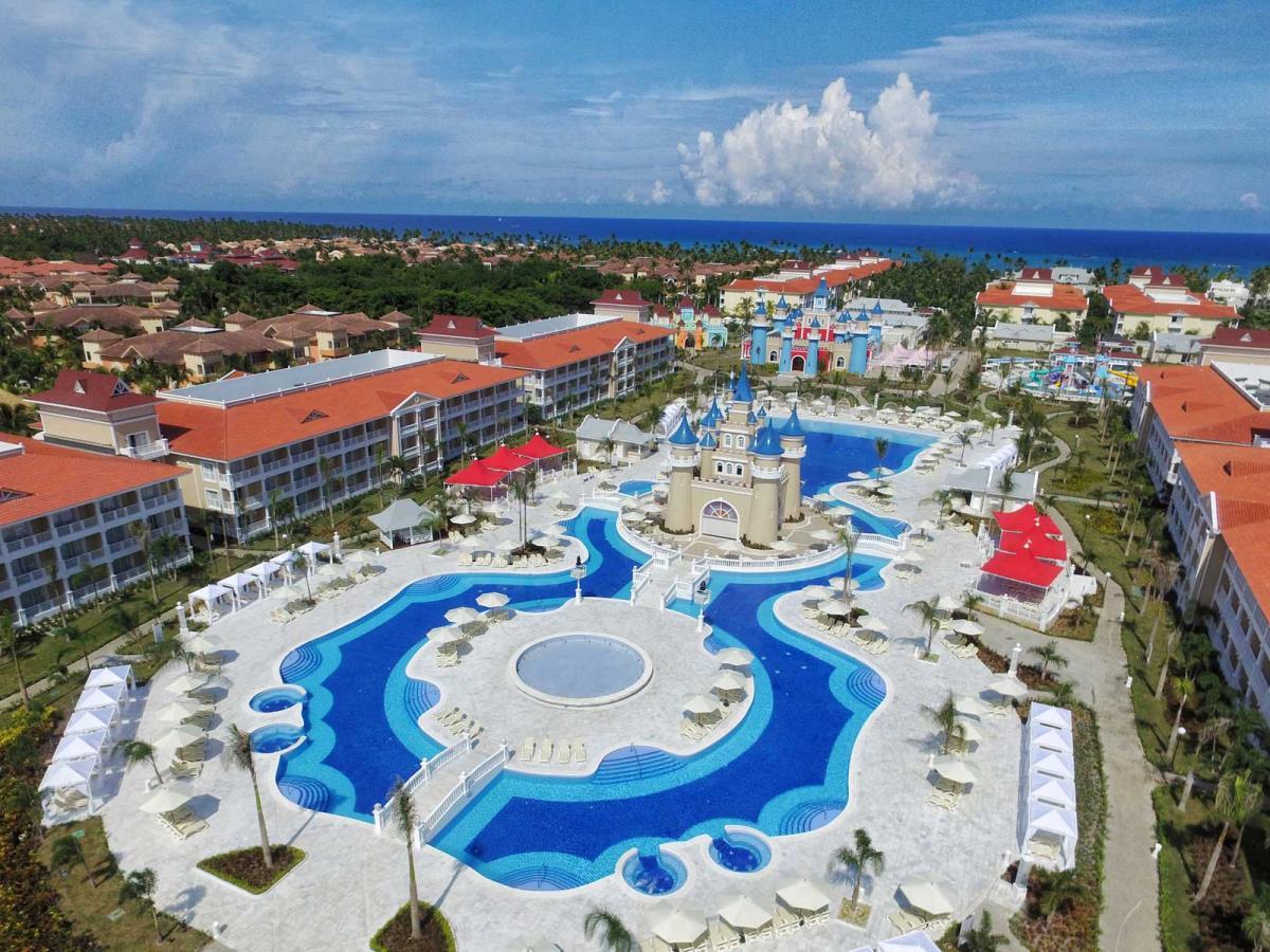 Luxury Bahia Principe Fantasia Punta Cana Dominican Republic - Resort