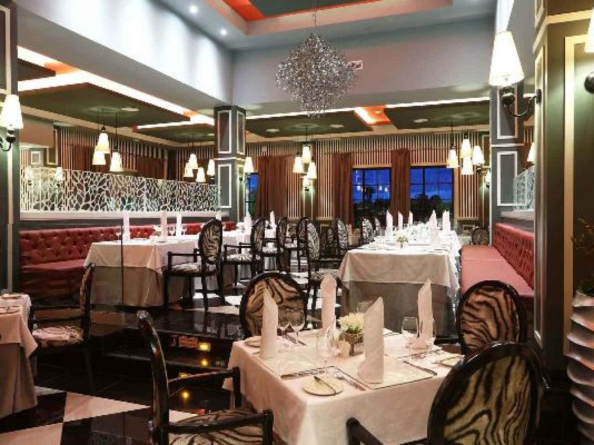 Luxury Bahia Principe Fantasia Punta Cana Dominican Republic - Le Gourmet Restau