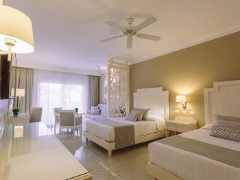 Luxury Bahia Principe Fantasia Punta Cana Dominican Republic - Junior Suite Delu