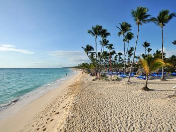Luxury Bahia Principe Fantasia Punta Cana Dominican Republic - Beach