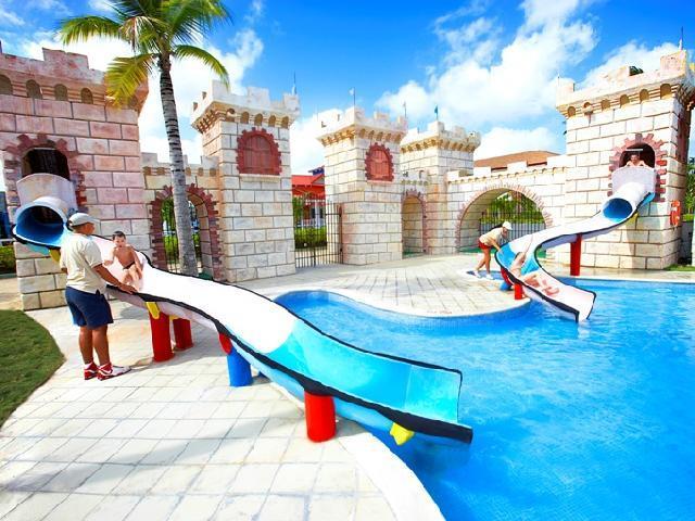 Majestic Resorts - Splash Kids