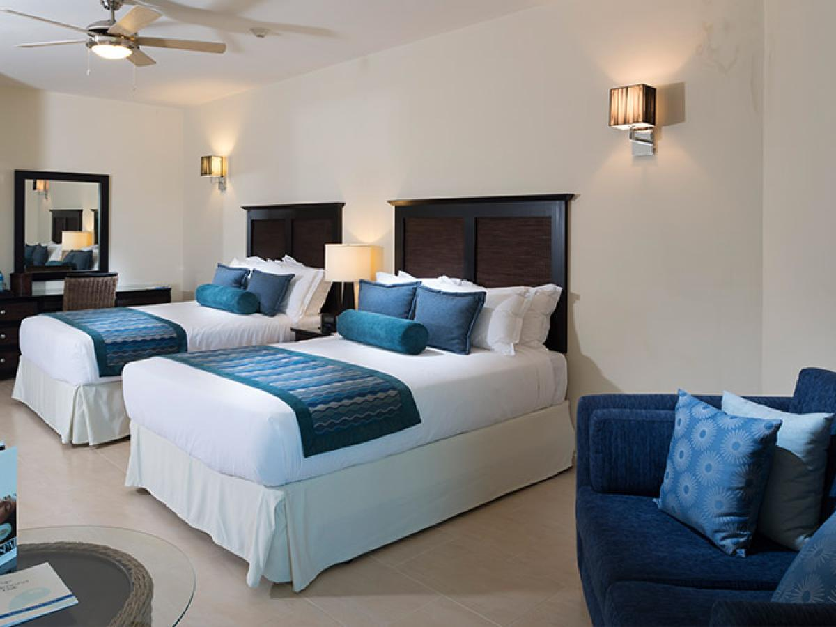 Memories Splash Punta Cana Dominican Republic - Connecting Premium Room