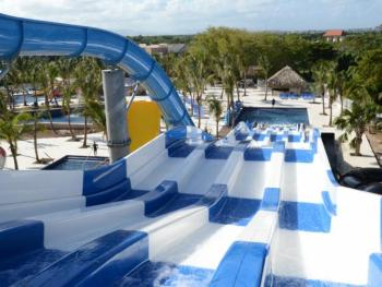 Memories Splash Punta Cana Dominican Republic - Water Slide