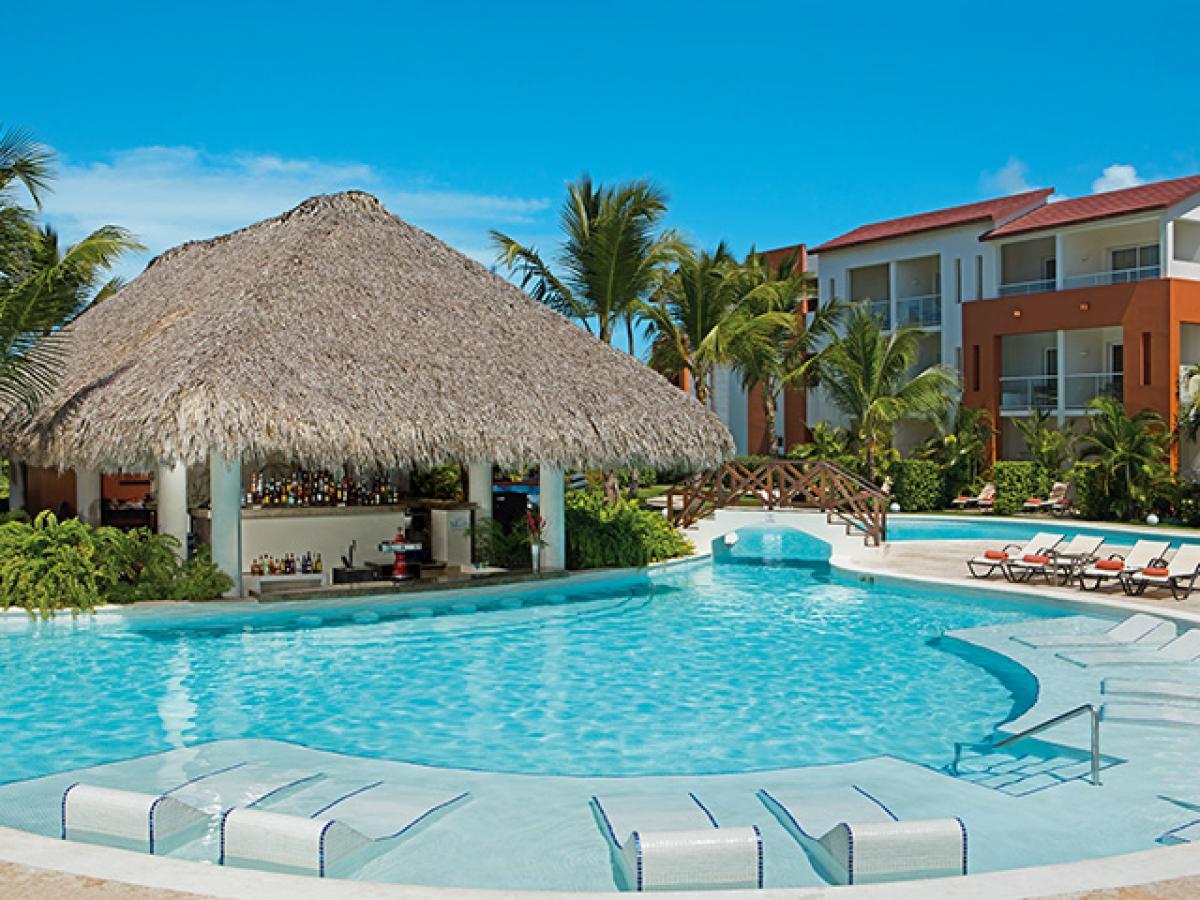 NOW Garden Punta Cana Dominican Republic - Manatees
