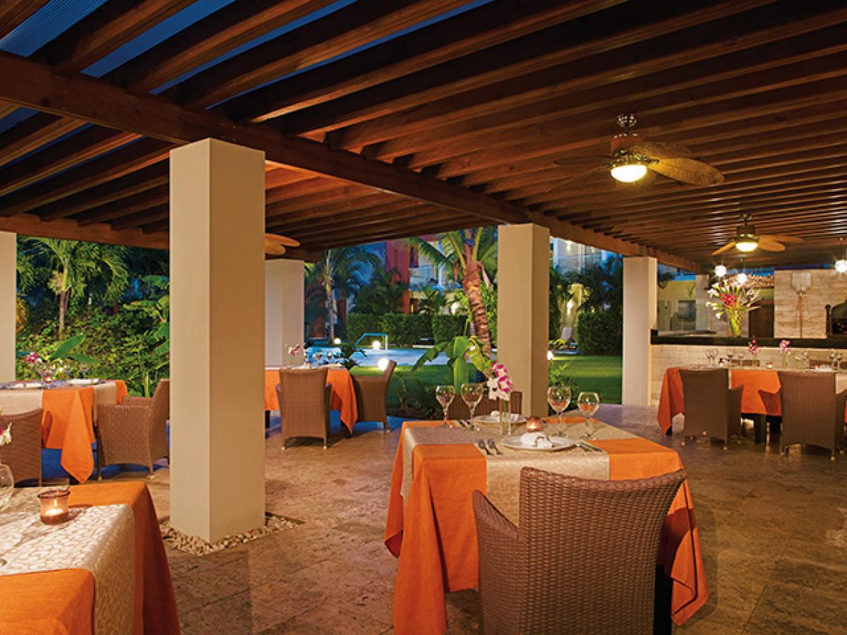NOW Garden Punta Cana Dominican Republic - Trattoria