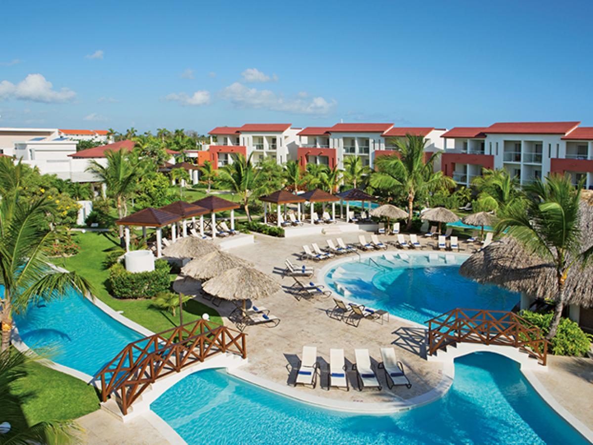 NOW Garden Punta Cana Dominican Republic - Swimming Pool