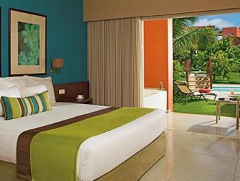 NOW  Garden Punta Cana Dominican Republic - Deluxe Garden Swim U