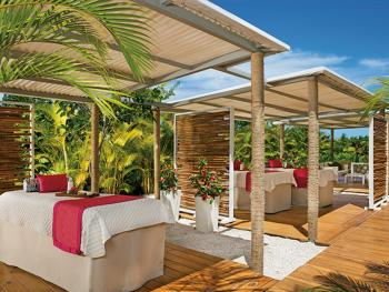NOW Garden Punta Cana Dominican Republic - Spa Cabins