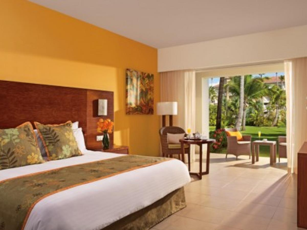 Now Larimar Punta Cana Dominican Republic - Deluxe Tropical View