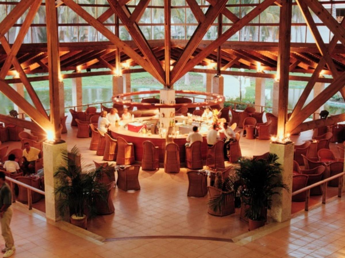 Natura Park Beach Eco-Resort & Spa Punta Cana Dominican Republic - Beach Bar