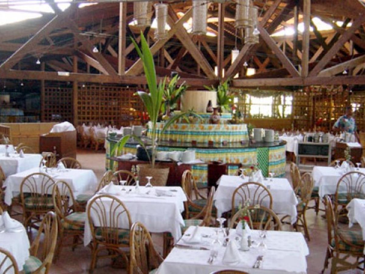 Natura Park Beach Eco-Resort & Spa - Buffet Restaurant
