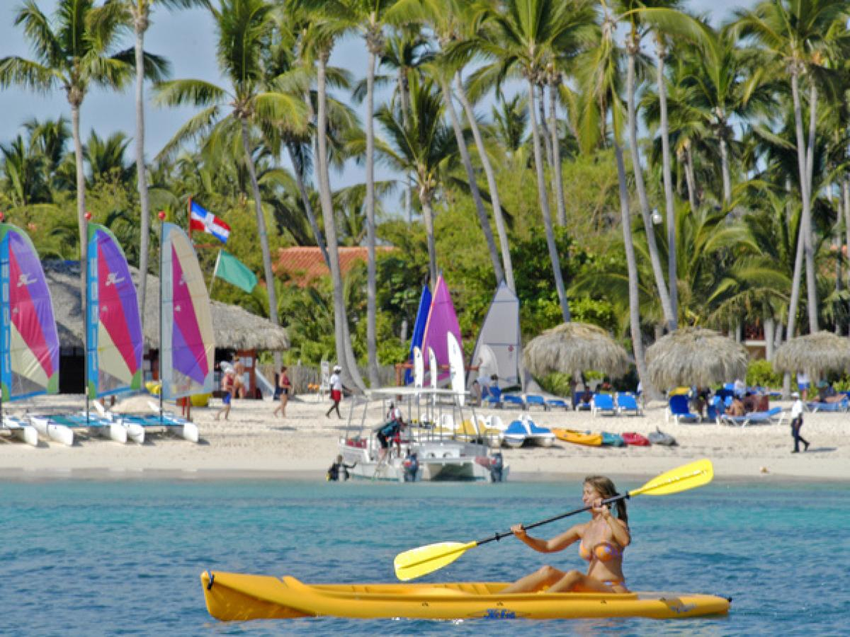 Natura Park Beach Eco-Resort & Spa Punta Cana Dominican Republic - Water Sports