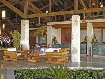 Natura Park Beach Eco-Resort & Spa Punta Cana Dominican Republic - Lobby
