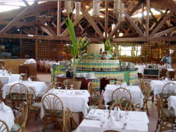 Natura Park Beach Eco-Resort & Spa - Buffet Restaurant