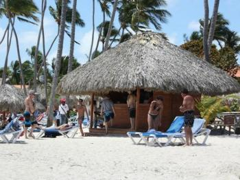 Natura Park Beach Eco-Resort & Spa Punta Cana Dominican Republic - Beach Bar