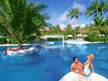 Natura Park Beach Eco-Resort & Spa Punta Cana Dominican Republic - Swimming Pool