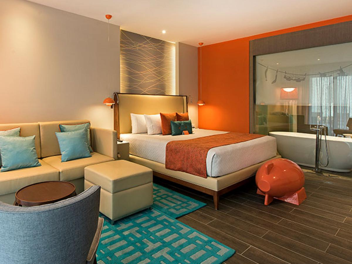 Nickelodeon Punta Cana Dominican Republic - Nest Suite