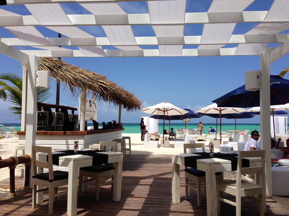 Best Beach Bars Punta Cana