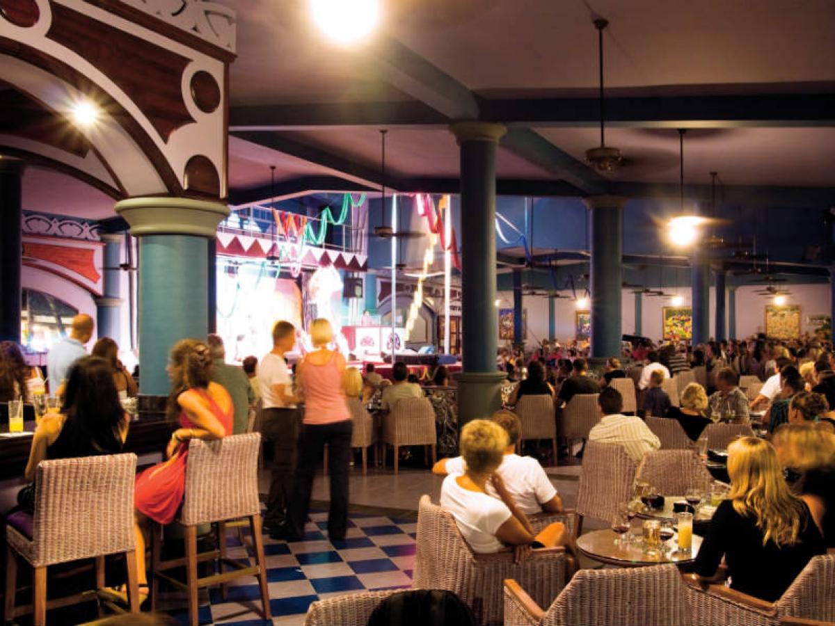 Riu Bambu Punta Cana Dominican Republic - Bar