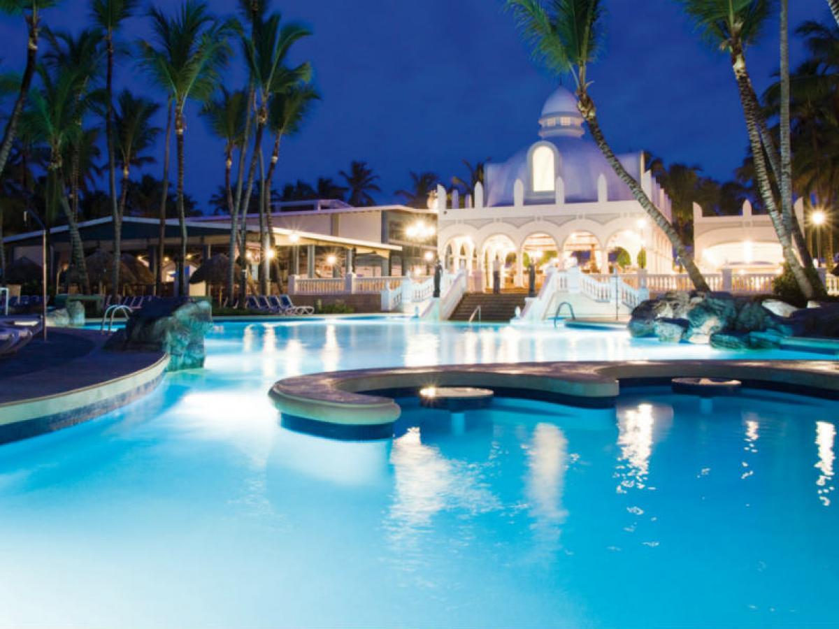Riu Bambu Punta Cana Dominican Republic - Swimming Pool