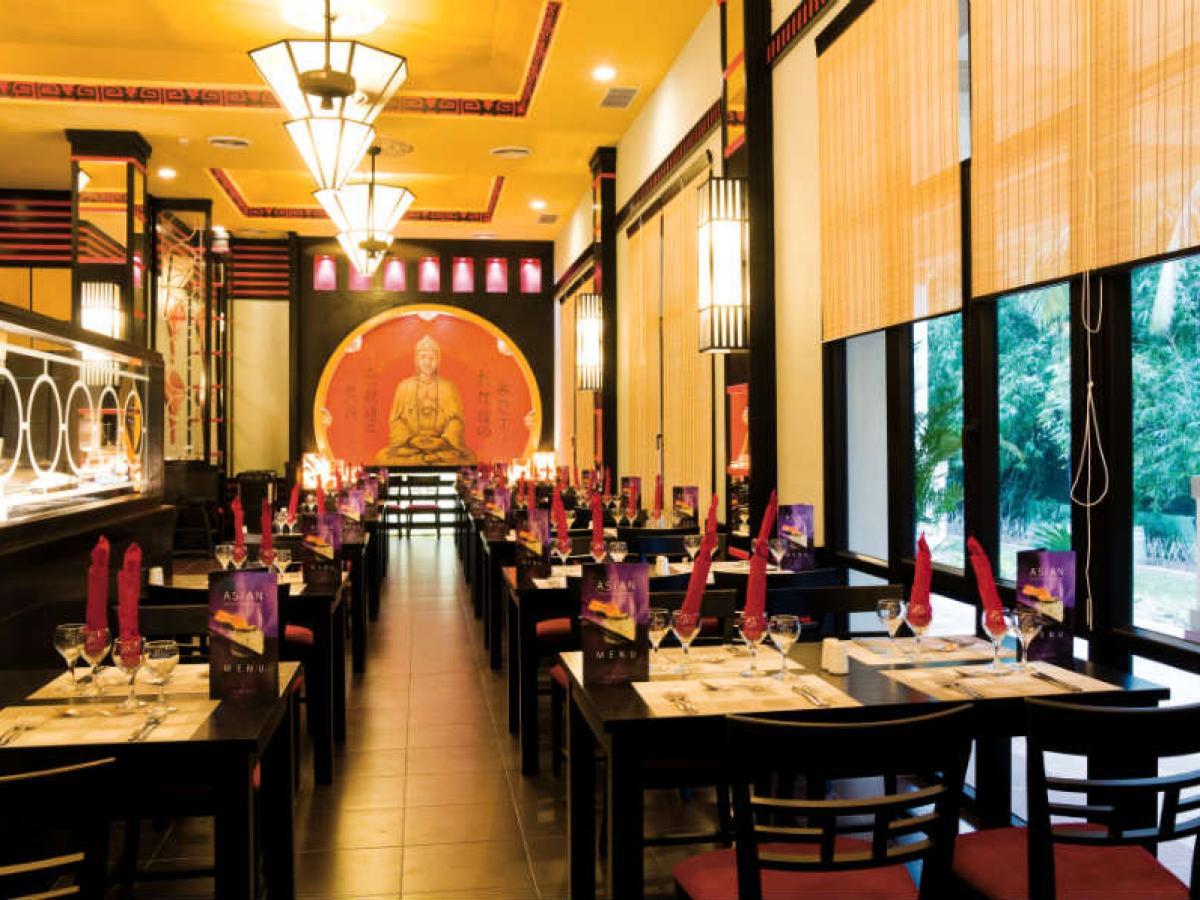 Riu Bambu Punta Cana Dominican Republic - A La Carte Restaurant