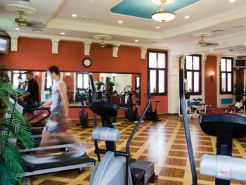 Riu Bambu Punta Cana Dominican Republic - Gym