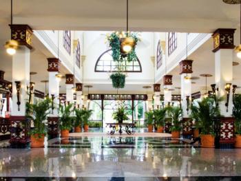 Riu Bambu Punta Cana Dominican Republic - Lobby