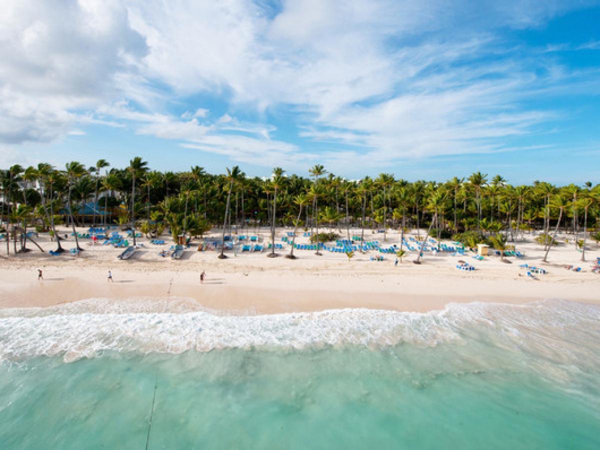 Riu Naiboa Punta Cana Dominican Republic - Beach