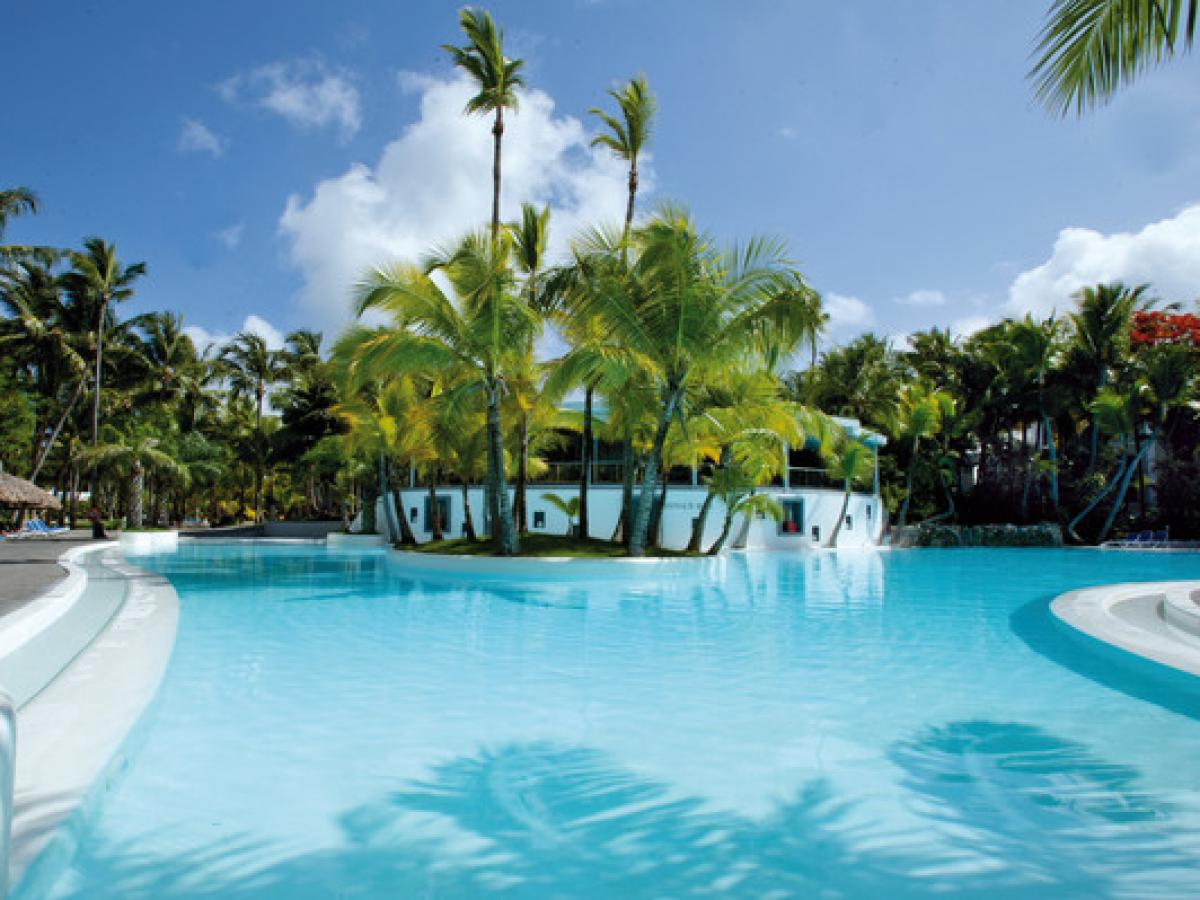 Riu Naiboa Punta Cana Dominican Republic - Swimming Pools