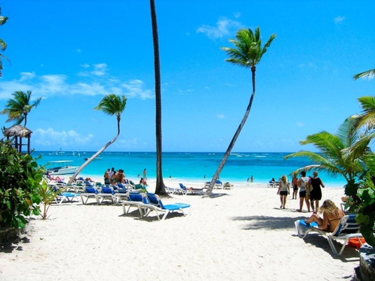 Riu Naiboa Punta Cana Dominican Republic Beach