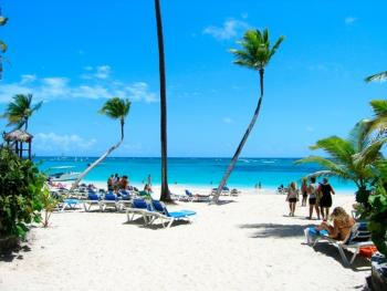 Riu Naiboa Punta Cana Dominican Republic -Beach