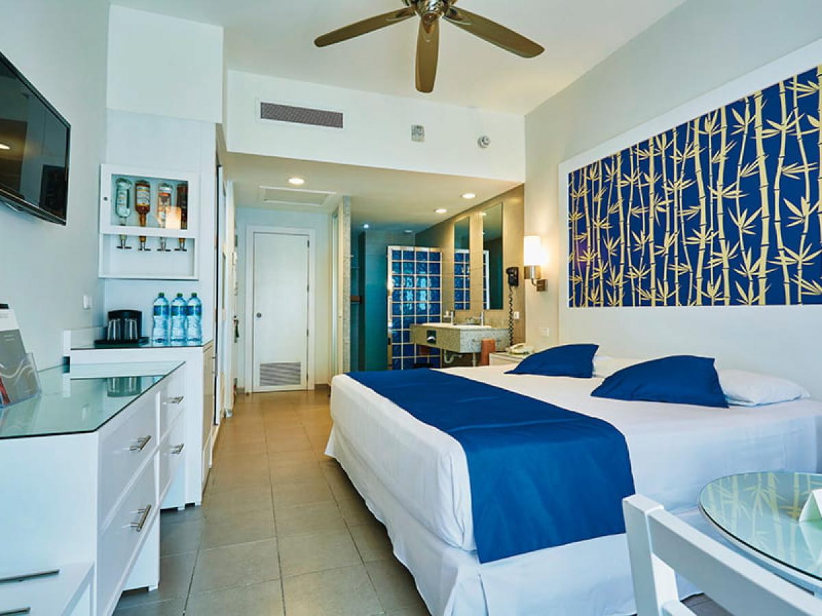 Riu Bambu Deluxe room