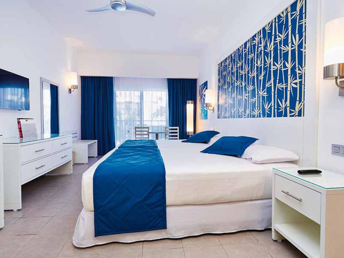 Riu Bambu Double room