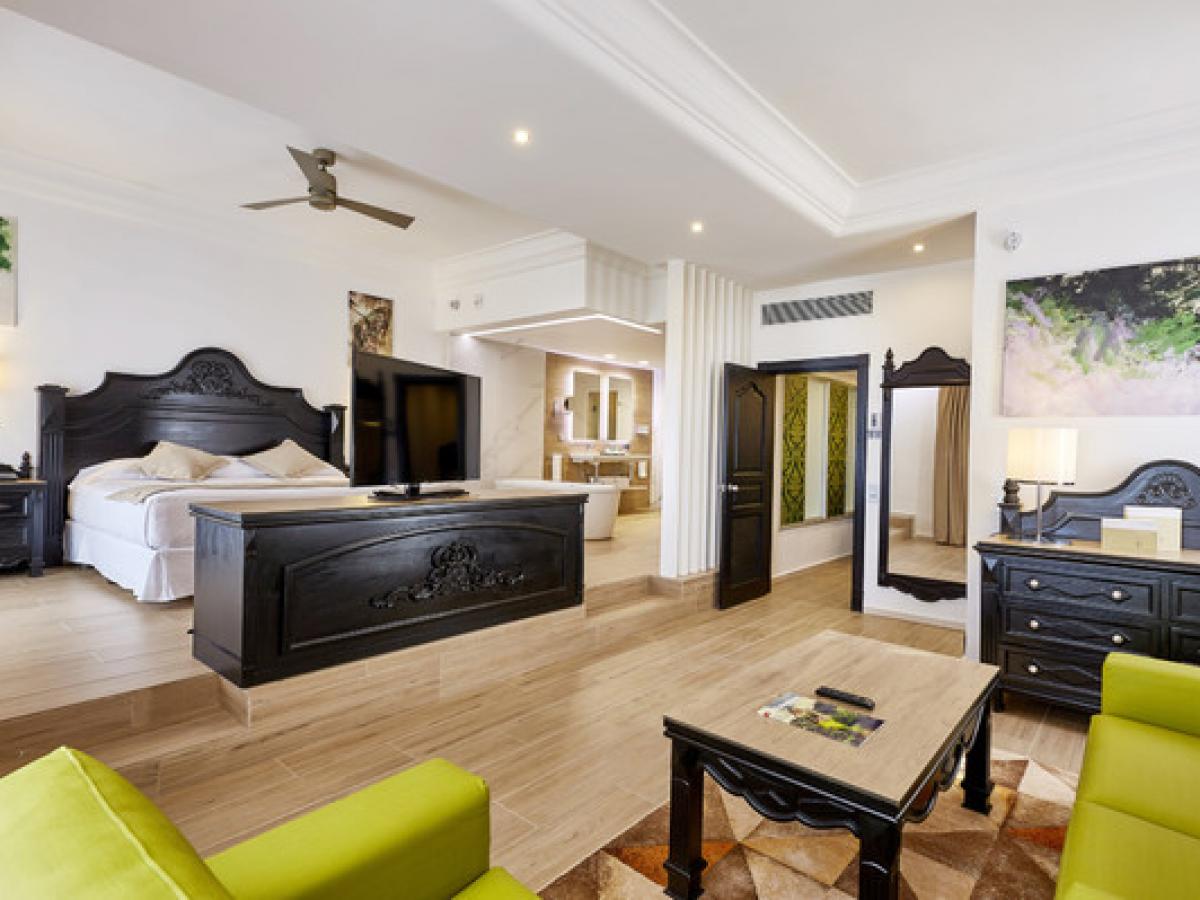 Riu Palace Punta Cana Ocean view Suite
