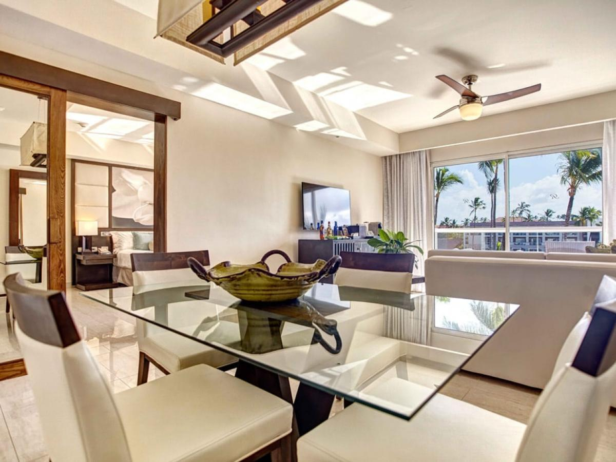 Royalton Punta Cana Dominican Republic - Luxury Presidential Jacuzzi Ocean View