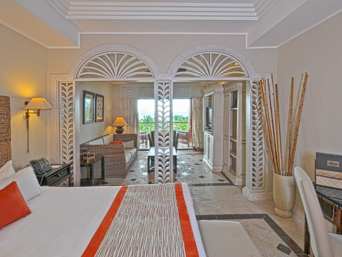 Sanctuary Cap Cana Punta Cana - Castle junior Suite Ocean