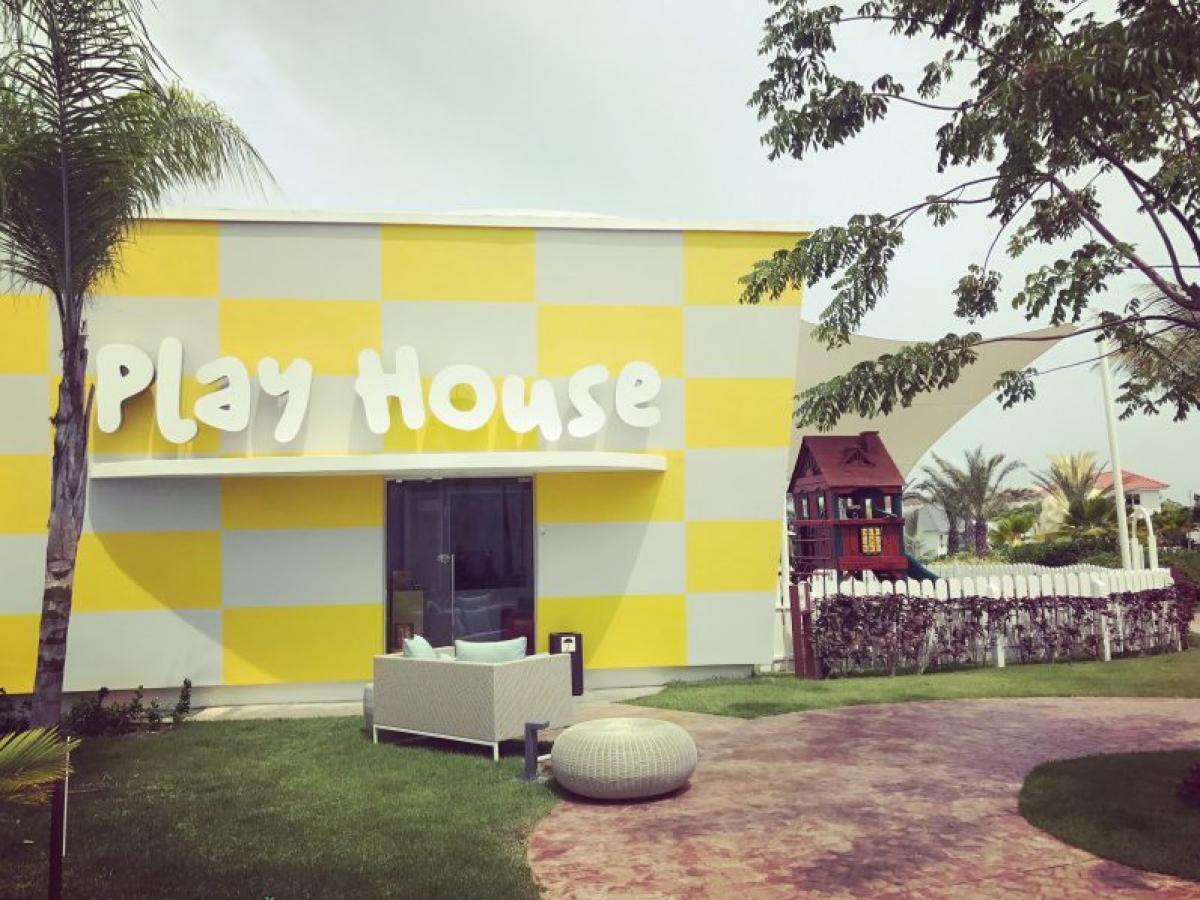Sensatori  Punta Cana - Childrens Pool and Playhouse