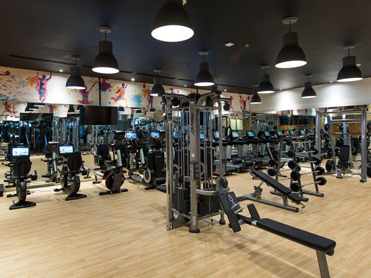 Sensatori  Punta Cana - Fitness Center